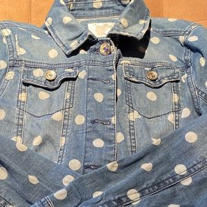 Girl's Justice Jean Jacket